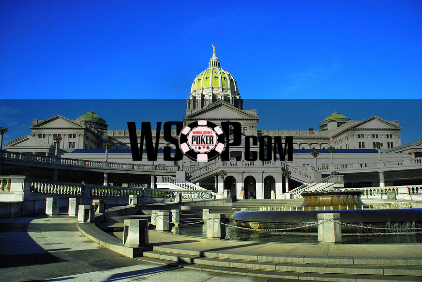 See What WSOP.com Has Planned for Online Poker in Pennsylvania