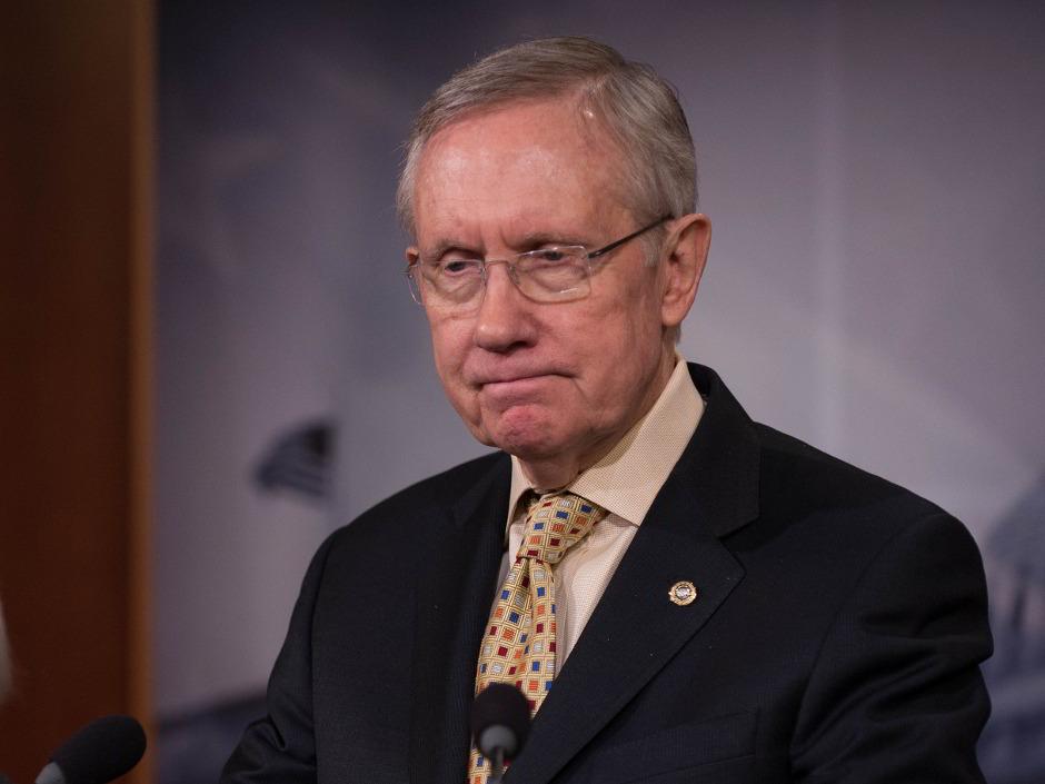 DOJ Rejects Calls to Investigate Senator Harry Reid in