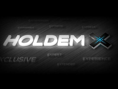 It is now official, the long awaited new game HoldemX debuted today. Available to the general public for the first time, HoldemX is a new game from Mediarex…