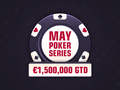 May Poker Series To Debut From iPoker