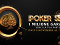 iPoker Series Returns to Italian Market For Second Time This Year Guaranteeing €1 Million