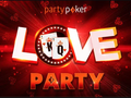 "Partypoker Launches ""Love Party"" Loyalty Promo to Coincide with MILLIONS Online"