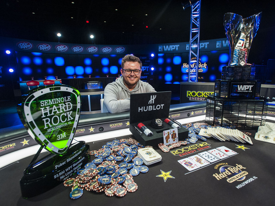Though he wasn't the most well-known poker pro at the final table of the World Poker Tour (WPT) Poker Showdown, Scott Margereson showed he had what it took to…