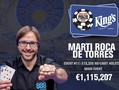 WSOPE Champion Martí Roca Signs with 888poker Spain
