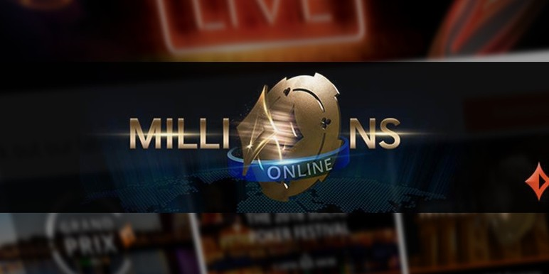 Partypoker is ramping up for its audacious Millions Online tournament that will guarantee $20 million, the largest prize in online poker history.