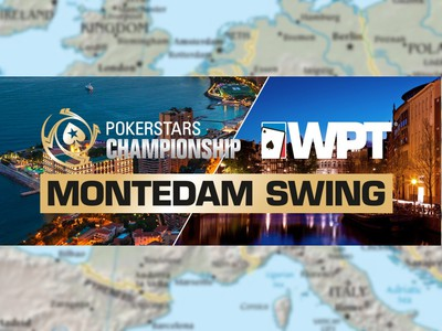 "WPT, PokerStars ""Take Collaboration a Step Further"" with MonteDam Swing"