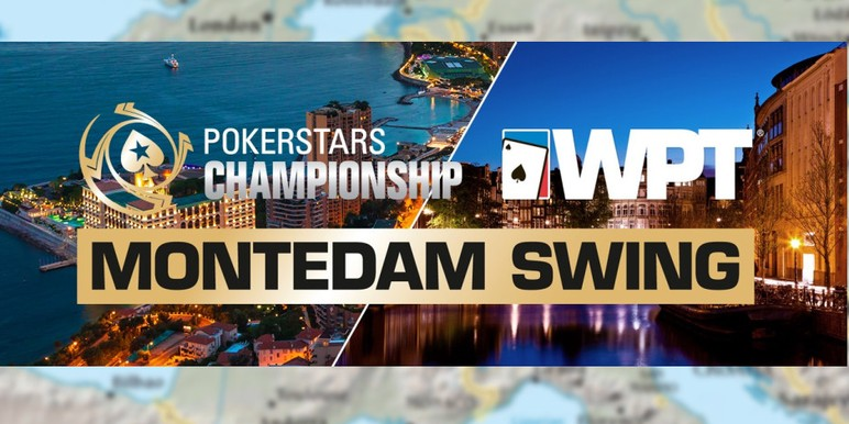 "WPT and PokerStars have collaborated to create the ""MonteDam Swing,"" a cross-promotional effort to encourage players to attend both a PokerStars live stop in Monte-Carlo and WPT's event in Amsterdam, scheduled to run consecutively."