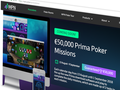 "MPN (Microgaming Poker Network) last month rolled out a brand-new poker client called ""Prima"" which is the operator's biggest software…"