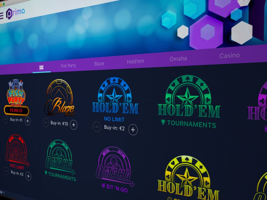 Isle of Man-based online poker software provider, Microgaming launched its new online poker software, Prima, on its MPN network last week.
