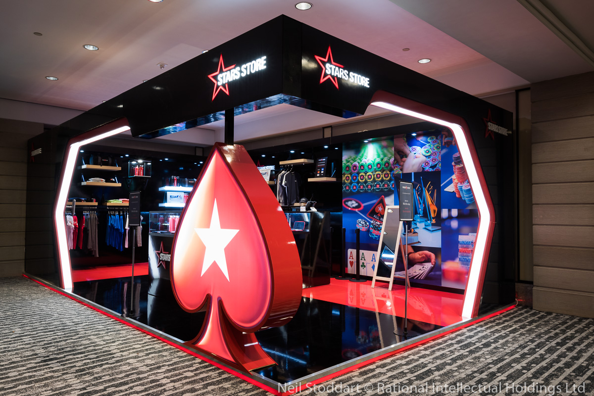Driven by requests from players, PokerStars merchandise was made available at the Barcelona stop of the European Poker Tour late last month with the debut of…