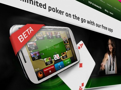 party poker app android