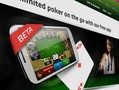 First mobile application launched by Party. Android app currently features hold'em only cash games, for play and real money.