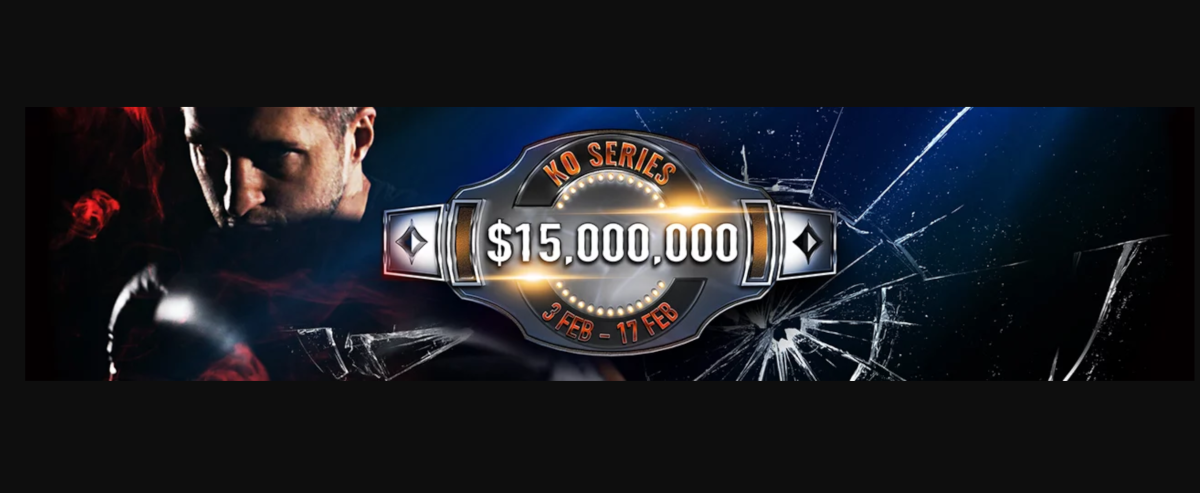 Online poker room partypoker has revealed the dates and total guarantees for its upcoming three major tournament series set to run in the first three months of…
