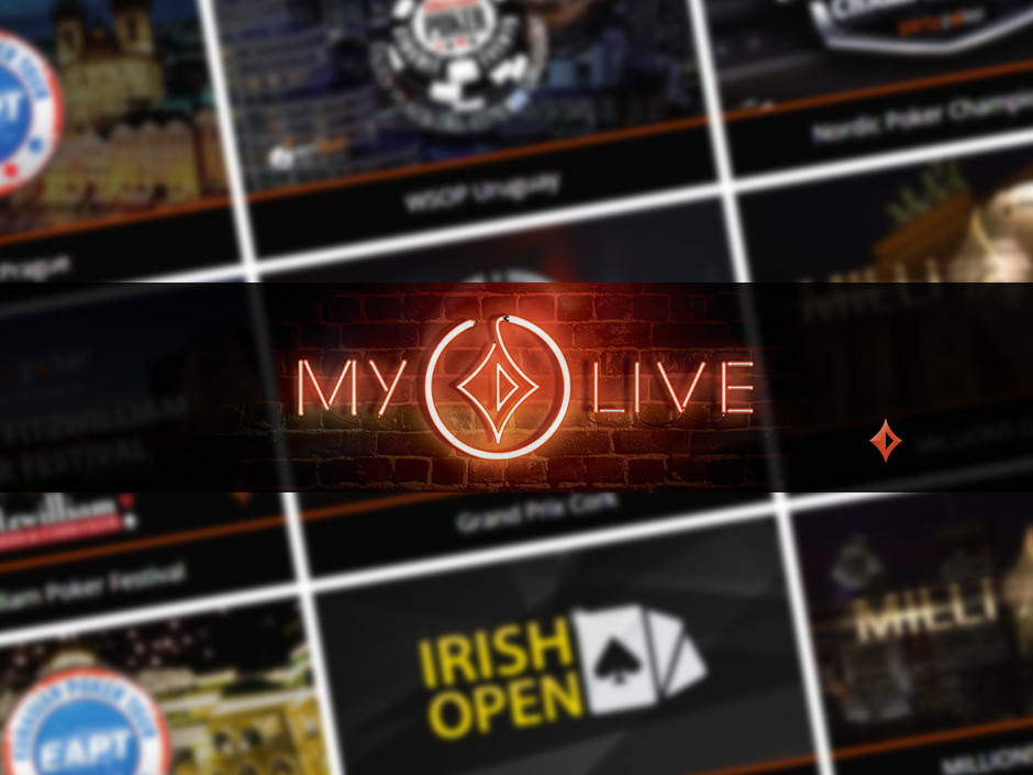"""Games brands NGR [Net Gaming Revenue] was 19% ahead with partypoker +43% benefiting from its extensive live event tournaments and continued marketing investment."""