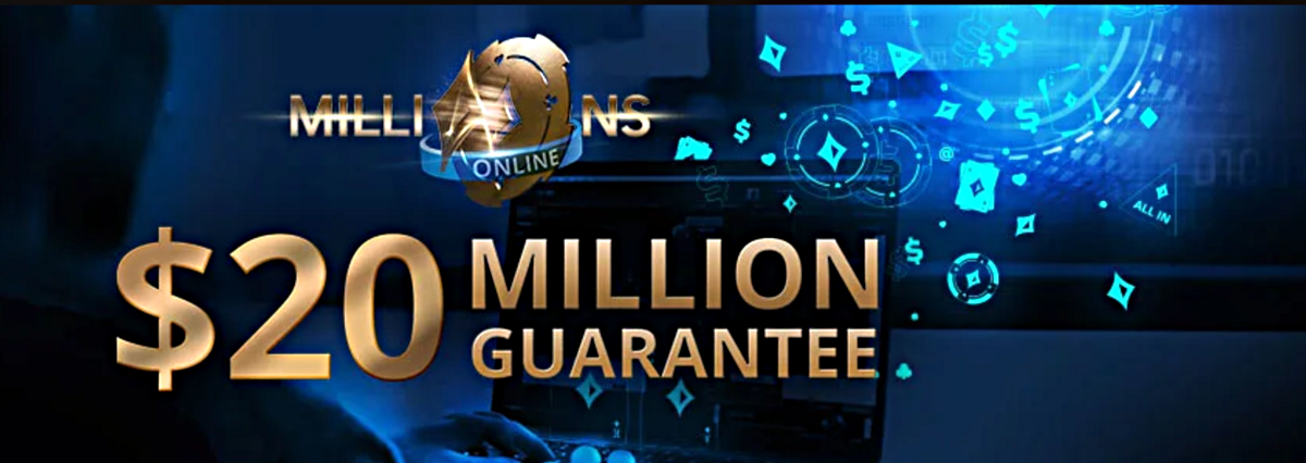 partypoker MILLIONS Online to Return in September with $5300 Buy-in