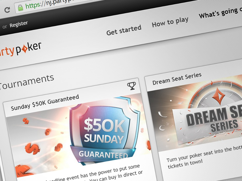 Party poker sunday tournament schedule poker offline