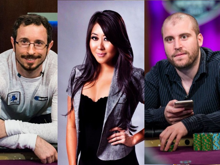 Poker Central, the world's only 24/7 poker TV network has expanded its portfolio of Ambassadors signing Brian Rast, Maria Ho and Tom Marchese.