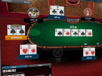 cash poker online