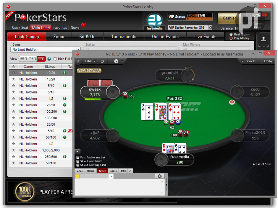 Pokerstars Hotline