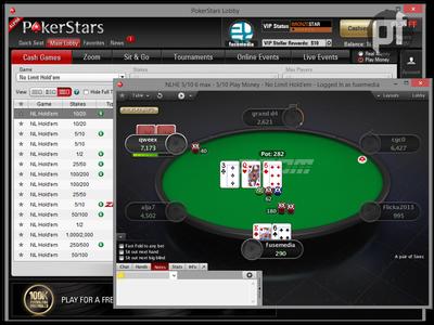 pokerstars echtgeld software download