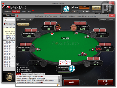 pokerstars for mac