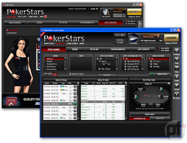 "New PokerStars Client ""PokerStars 7"" to Enter Beta Testing"