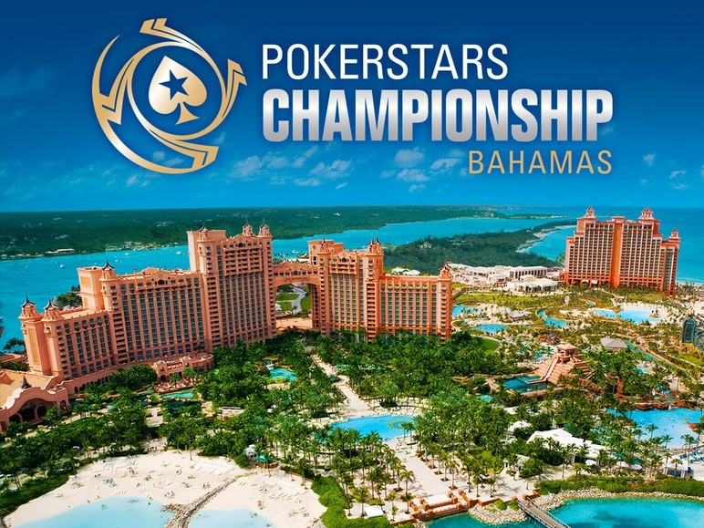 "PokerStars' first live event under the new ""Championship"" brand gets underway Friday in the Atlantis Resort, Nassau, Bahamas."