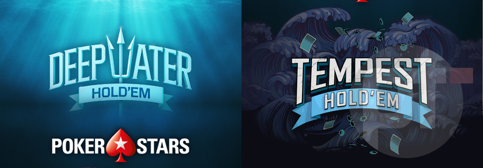 Not one but two exciting new poker cash game variants have been launched by PokerStars for real money. The similar-themed games will only be available for a…