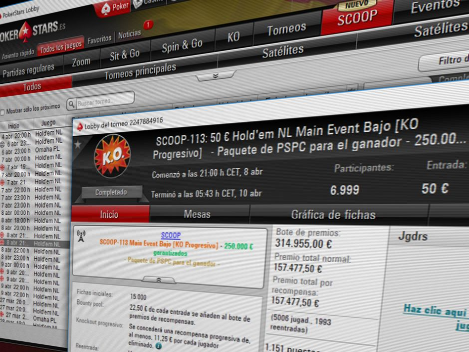 It marked the largest tournament series PokerStars had run in the segregated European markets. A total €11.6 million was paid out in prize money.