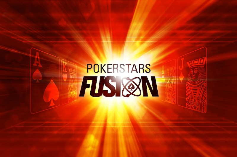 PokerStars Continues the Trend of Developing Exciting Cash Game Twists with Fusion