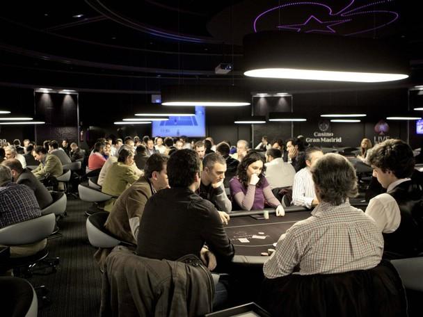 Pokerstars 39 Offline Vision Pictures From Inside Pokerstars Live In Madrid Pokerfuse Online