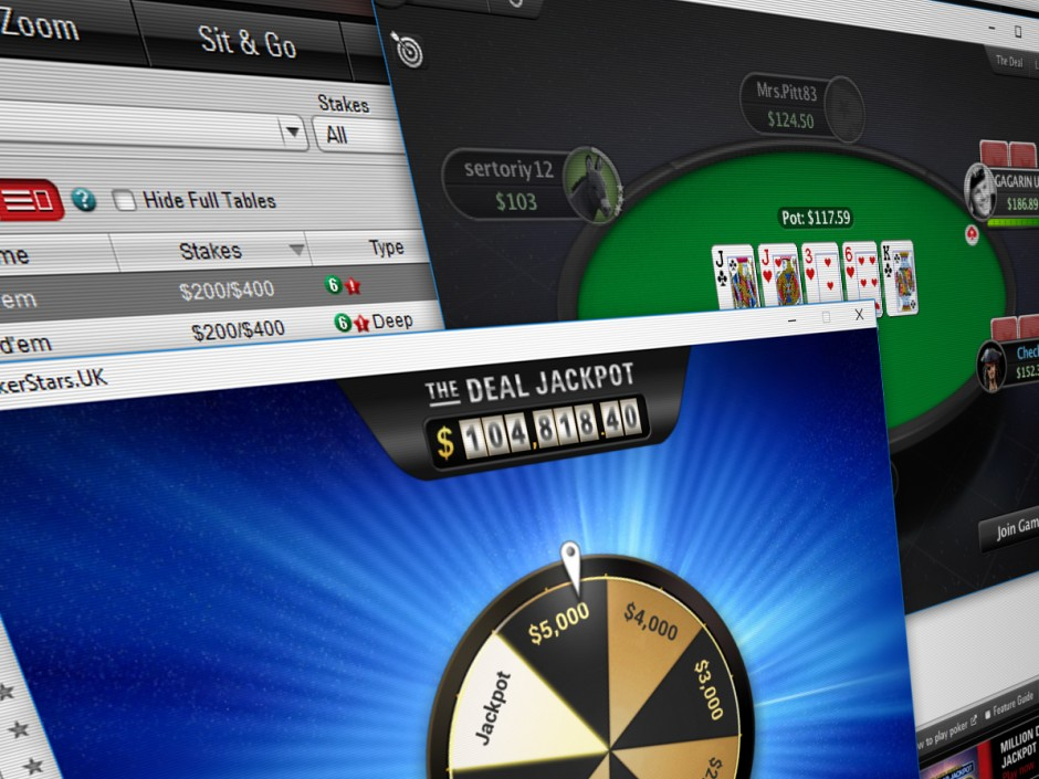 Pokerstars The Deal