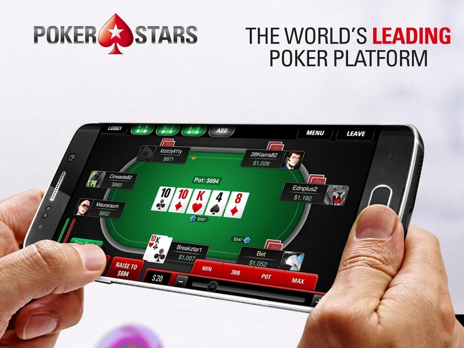 Pokerstars App Android