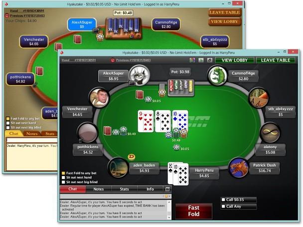pokerstars software update