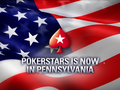 PokerStars made history on Monday by becoming the first regulated online poker room to offer real money games in Pennsylvania.