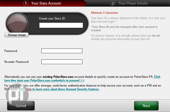 PokerStars PA Sign Up Bonus