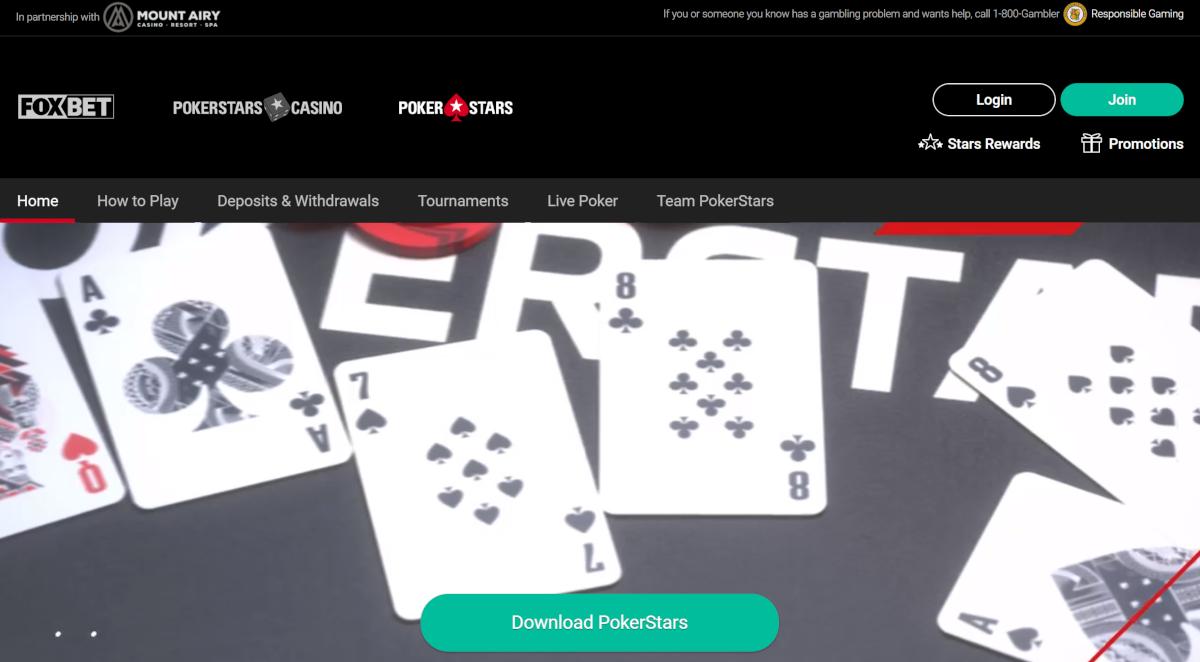 Pendapatan PokerStars Pennsylvania Turun Tahun-ke-Tahun - Tapi Itu Melawan Bulan Terbesarnya