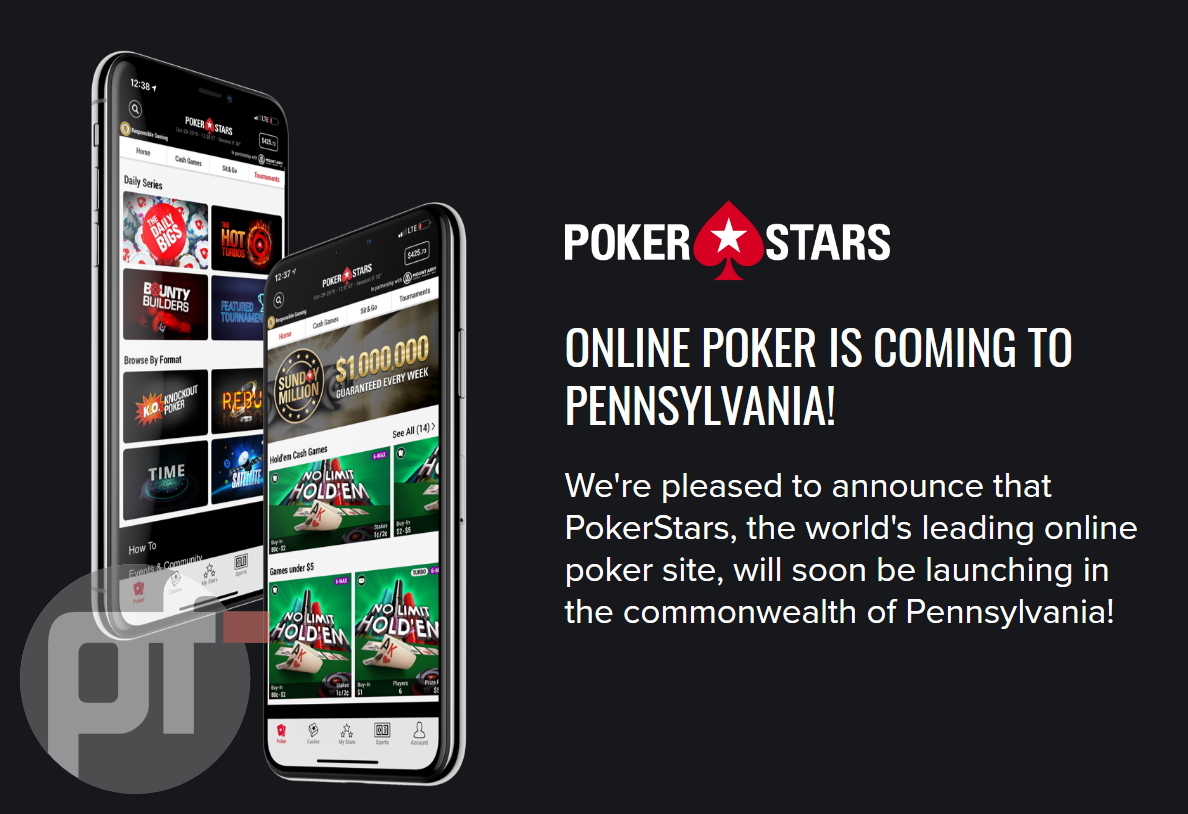 Everything You Need to Know Ahead of PokerStars Launch in Pennsylvania