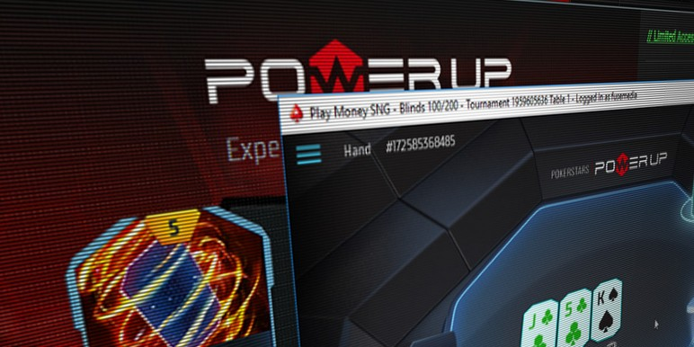 PokerStars Power Up, the company's ambitious new hybrid game that blends online poker with game design elements more common in esports titles like Hearthstone,...