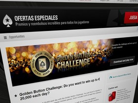 The promotion on PokerStars' segregated European sites last month featured Golden Button Challenge, a new personalized collection promotion that is…