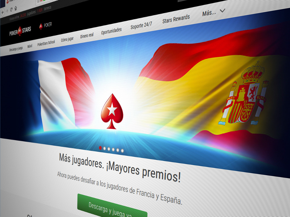 International registration is now open on PokerStars.ES, allowing players outside the country to play on the world's first shared player pool that…