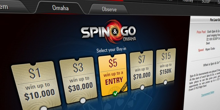 Going live on Tuesday across the international dot-com player pool, real money Omaha games are spread at the $1, $3, $5 and $15 buy-in level.