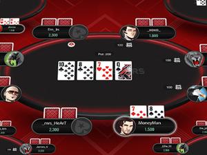 Покер онлайн международный теория большого взрыва серия где играли в карты