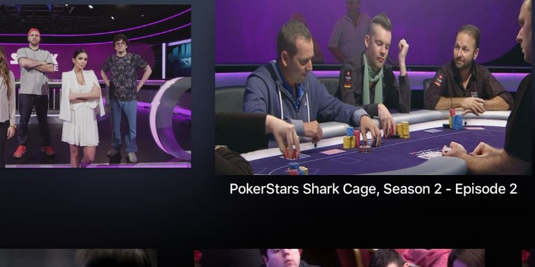 "PokerStars is extending its poker broadcasting channels with the launch of an Apple TV app. The PokerStars app is ""still in its early stages"" but offers 24 hour broadcasts of poker related content."