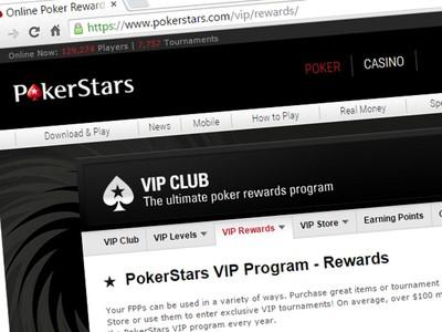 vip status pokerstars