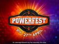 Partypoker Joins the Monster April with their Flagship Powerfest Festival