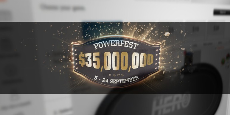 Partypoker has unveiled the first details of the next Powerfest online tournament series, and once again its ambitions have grown: The event this fall will…