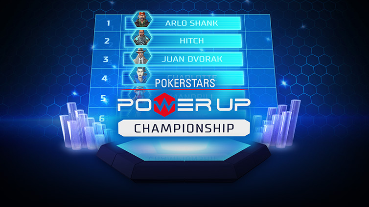 PokerStars esports hybrid online poker game Power Up is finally seeing a marketing push as the operator launches a new leaderboard promotion called Power Up…