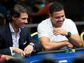 Brazilian soccer legend Ronaldo will be playing tennis superstar Rafa Nadal in a live heads up poker match on November 6.
