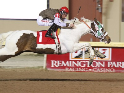Remington park poker